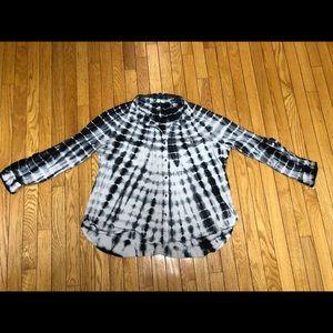 Rock & Republic Tie Dye Shirt